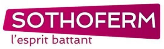 Logo partenaire volet Sothoferm